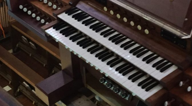 Our new Holtkamp pipe organ – a closer look